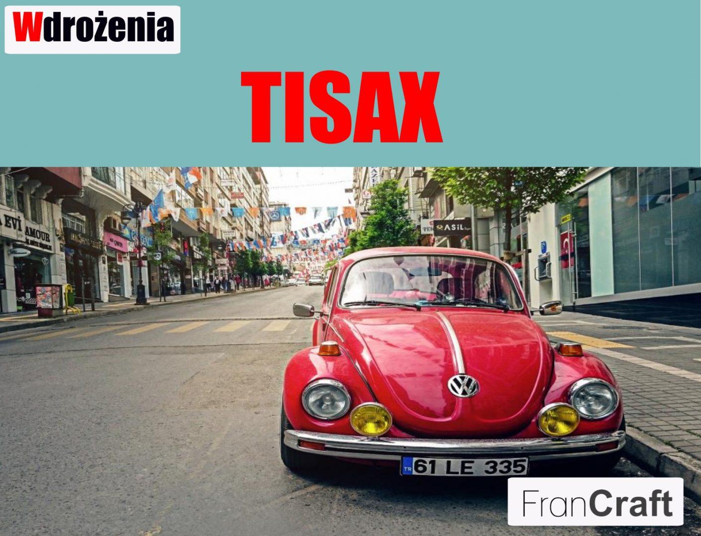 wdrożenie standardu TISAX zarządzanie bezpieczeństwem informacyjnym w branży automotive